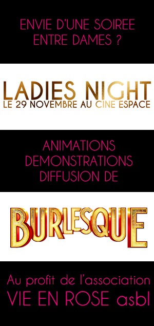 Ladies Night - vendredi 29 novembre 2019 - 18h30